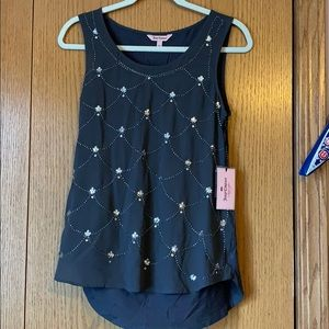 Juicy Couture sequent tank top!